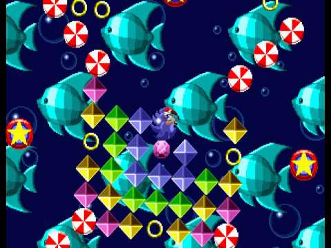Sonic the Hedgehog - Sega Genesis - third emerald - User video