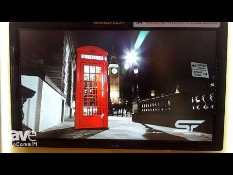 InfoComm 2014: UIT Demos Its Walnut Interactive Classroom Solution