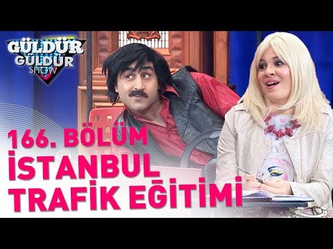 Güldür Güldür Show 166. Bölüm | İstanbul Trafik Eğitimi