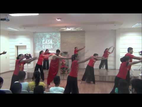 IAAP - Ministério de Dança - Páscoa 2016