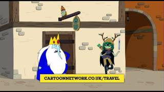 Cartoon Network Travel Guide (to Adventure Time)
