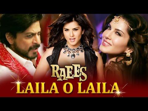 Sunny Leone's LAILA O LAILA Song To Be Out Soon - RAEES - Shahrukh Khan thumbnail