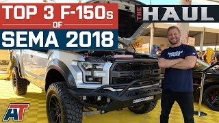 Top 3 Ford F150s of SEMA 2018 + Full Event Coverage - The Haul