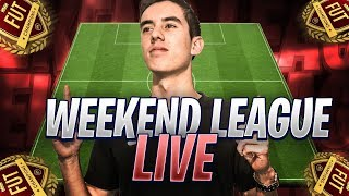 [LIVE] FIFA 19 WEEKEND LEAGUE | POT 1 T/M 8
