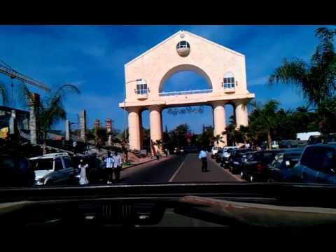 Driving Under Banjul Arch