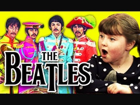 Kids React To The Beatles video