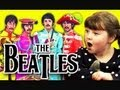 KIDS REACT TO THE BEATLES -