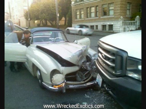 TOP 10 Most Expensive Car Crashes EVER !