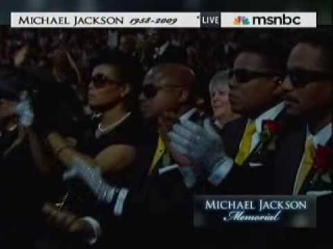 Michael Jackson Memorial Service - Rev. Al Sharpton