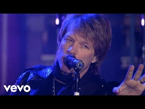 Bon Jovi - What Do You Got? (Live @ Letterman)