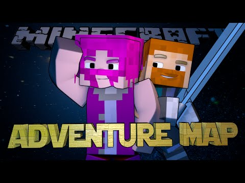 Minecraft STAR WARS Adventure Map! Part 1