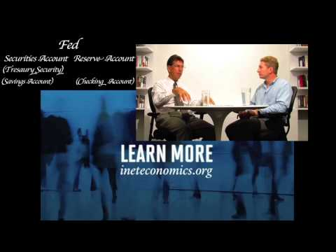 Warren Mosler New Economic Thinking