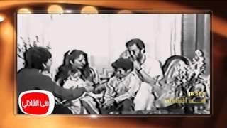 شاهد لقاء نادر يجمع عائلة الفيشاوي يظهر فيه أحمد الفيشاوي وهو صغير