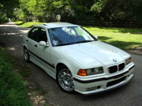 My Alpine White 1998 E36 Bmw M3 Youtube