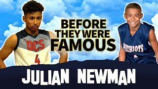 "Julian Newman | Before They Were Famous | 5'6"" NBA Draft Prodigy"