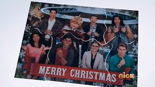 Power Rangers Dino Charge - Race to Rescue Christmas - Final Scene