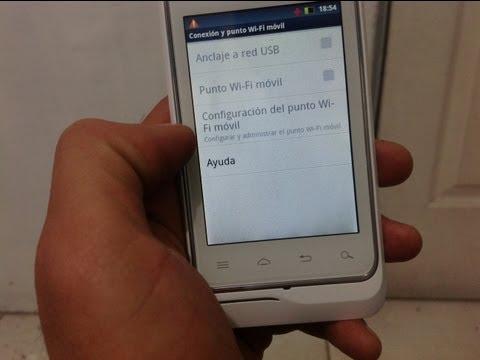 Motorola XT303 como Modem wifi (andriosera.blogspot.mx)