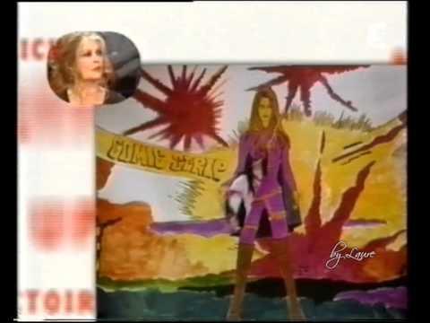 Arielle Dombasle - Brigitte Bardot - Harley Davidson