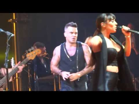 Robbie Williams - Millennium - 23/10/15 Melbourne HD