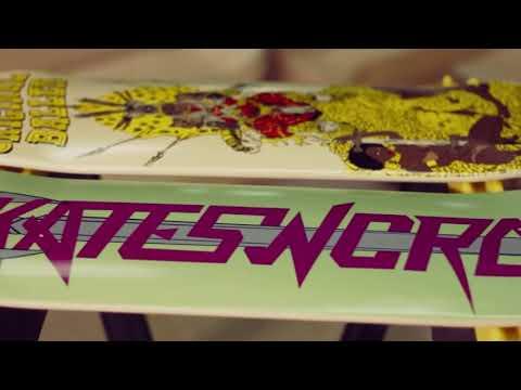 Fabricación de una tabla de Skate