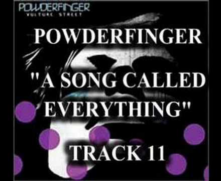 Powderfinger - A Song Called Everything