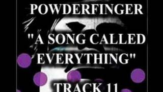 Watch Powderfinger A Song Called Everything video