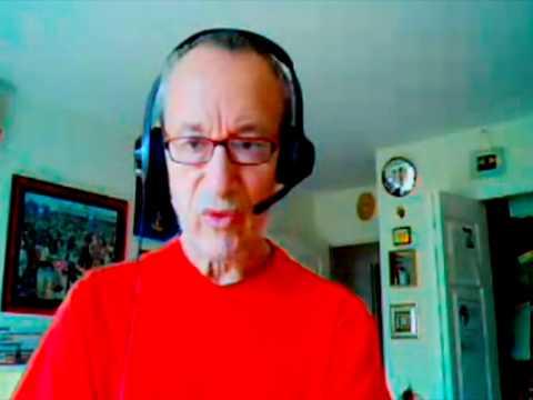 Рафаэль Левчин читает свои стихи. Последняя запись.