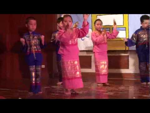 KINO THAI DANCE PHILIPPINE ACADEMY CHRISTIAN EDUCATORS 1209