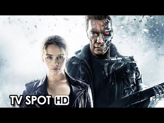 Terminator Genisys TV Spot 'Help' (2015) - Arnold Schwarzenegger Movie HD