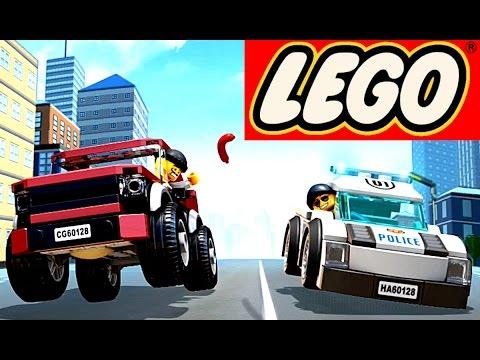 лего сити полиция - lego city undercover прохождение лего сити мультик