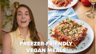 Merle's Favorite Vegan Meal Prep Meals