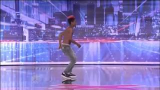 Turf  America's Got Talent 2012 the best dancer i have ever seen   YouTube