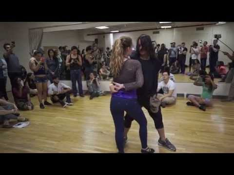 """Mafie Zouker & Kim Rottier - """"Got Neo Zouk"""" Workshop at Fall for Zouk 2015 - """"Our Tonight is Mine"""""""