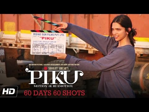 Piku | Deepika Padukone 60 Days 60 Shots | May 8