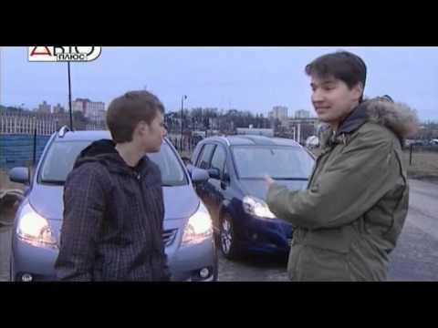 Opel Zafira против Toyota Verso