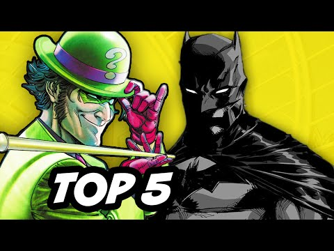 Gotham Episode 6 - TOP 5 Batman Easter Eggs