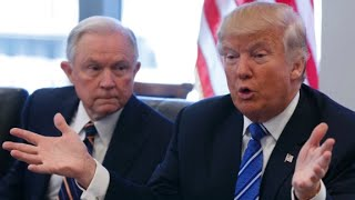 Officials: Days since Trump, Sessions talked