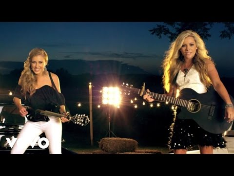 Maddie & Tae - Girl In A Country Song Music Videos