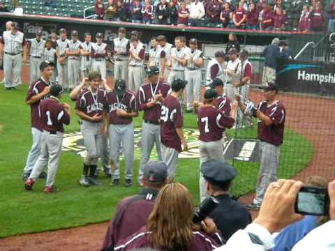 Portsmouth Christian Academy Baseball Championship #3
