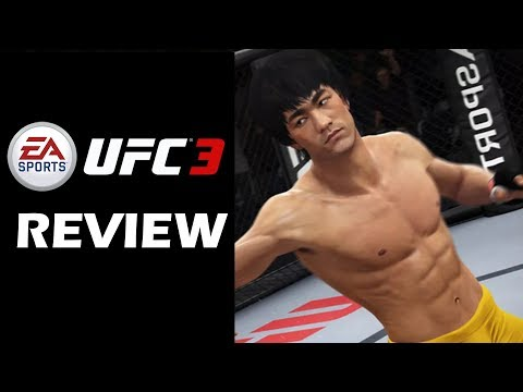 EA Sports UFC 3 Review - The Final Verdict