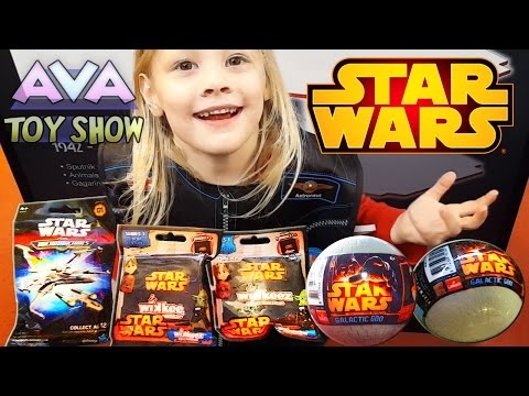 National Space Centre visit STAR WARS Wikkeez Galactic Goo Eggs Micro Machines