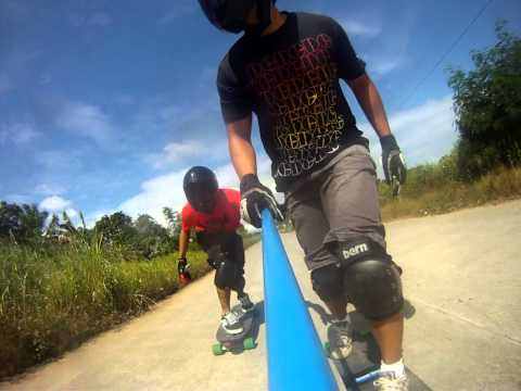2nd Drop RAW run w/ Dam & J-bels, @ dominican hill, bataan (matira matibay outlaw)