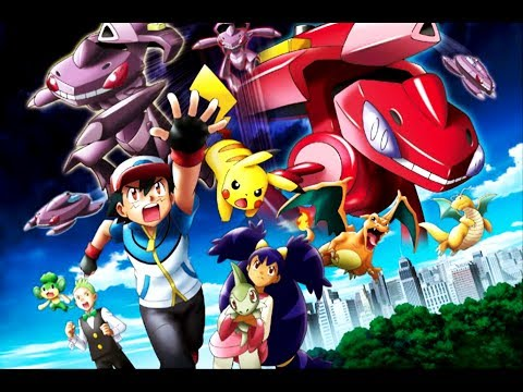 Pokémon 16: Pokémon Genesect Y El Despertar De Una Leyenda (Trailer Español)