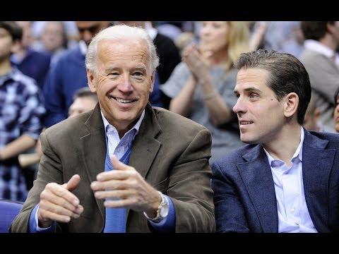 Joe Biden's Son Now on Board of Huge Ukraine Gas Company