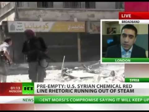 JIHAD TERROR in SYRIA: FOOTAGE is shown of CHEMICAL WEAPONS which may be used for ETHNICAL CLEANSING
