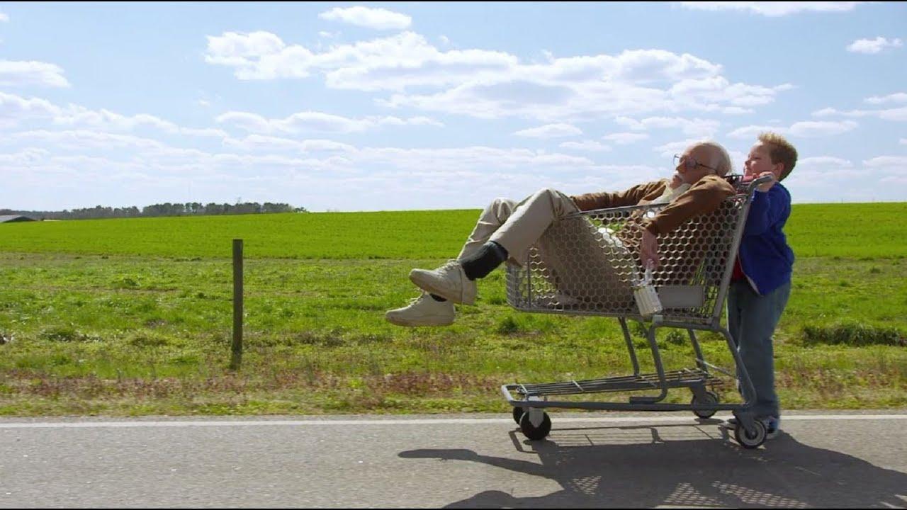 Jackass Presents: Bad Grandpa - Official Trailer