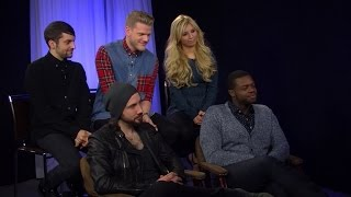 Pentatonix members name their favorite things