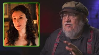 George RR Martin on How the Show Changed Shae