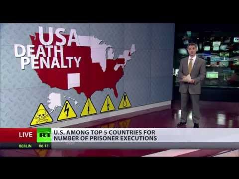 Botched executions in US raise ethical concerns over death penalty