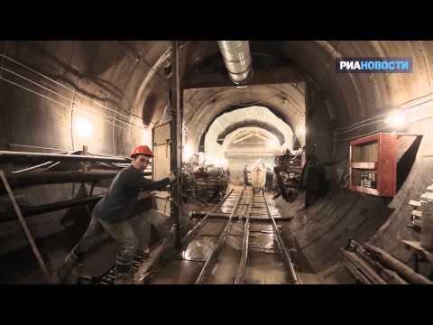 Подземный «Деловой центр», или Как строят метро под «Москва-Сити»